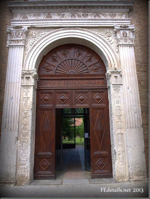 Palazzo Schifanoia, Ferrara, Italy, Photo2