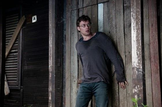 Joseph Morgan as Nathan in Open Grave