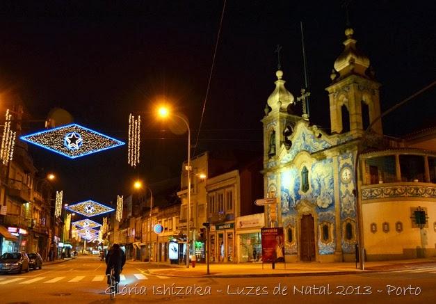 Glória Ishizaka - Luzes de Natal 2013 - Porto  12  Praça do Exército Libertador.1