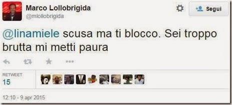 Tweet Marco Lollobrigida