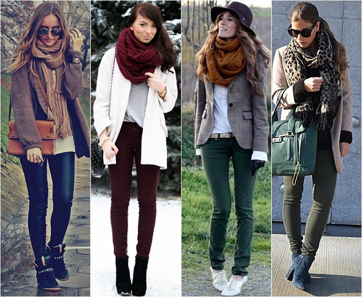 Como usar looks de inverno intenso frio 01