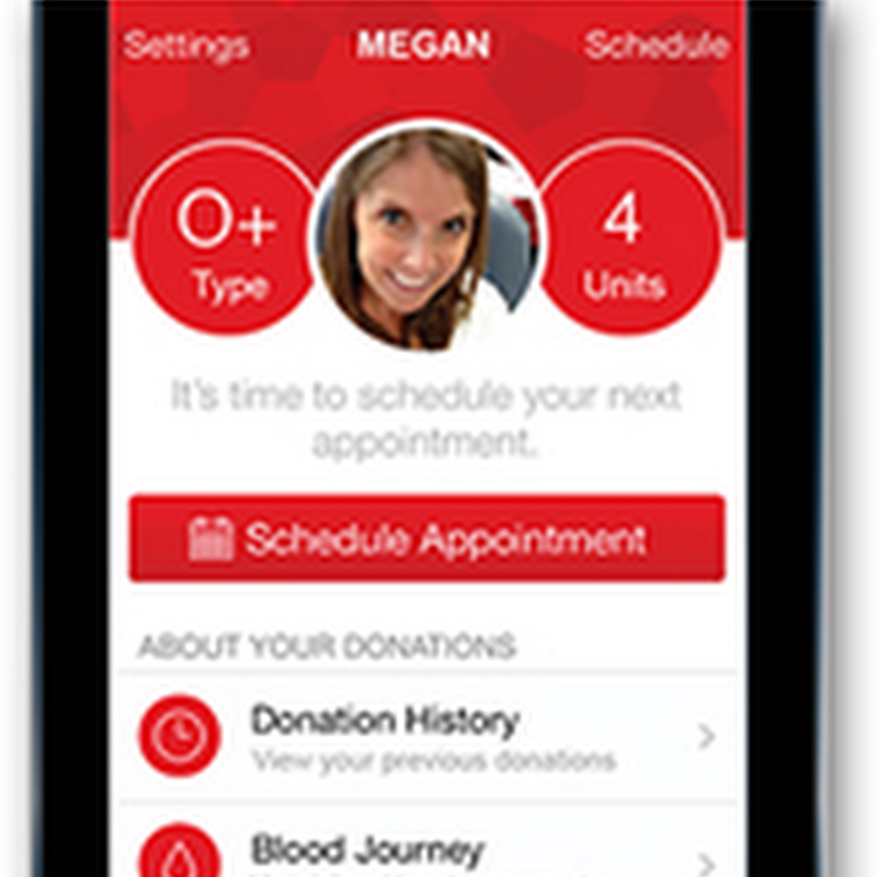 Fewer Blood Transfusions Force American Red Cross To Change It's Business Model -They Have an App Now That Offers Rewards And Helps With Scheduling..