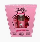 beDelectable Boxed Strawberry Cream Trio