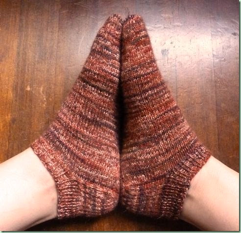 Rusty Shortie Socks1