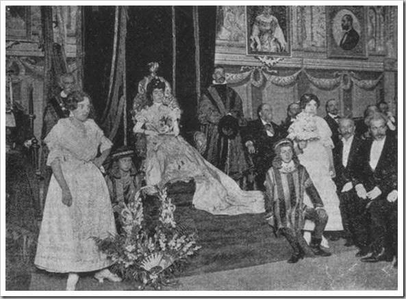1904 LOS JUEGOS FLORALES