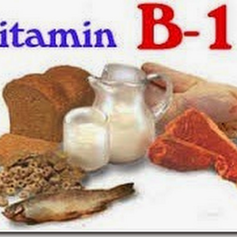 Vitamin B1, Thiamin, Function, Sources, Deficiency & Diseases, Overdose
