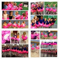 dance- pink