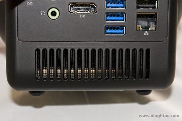 Refrigeración ZOTAC ZBOX SPHERE OI520