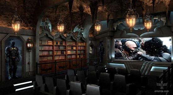 Home Theater O Cavaleiro das Trevas 00