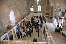 Mostra Klimt veduta d'insieme a Gubbio