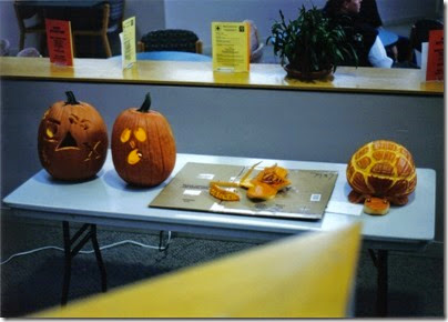 02 MSOE 2002 Pumpkin Carving Entries