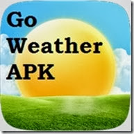 go weather ex apk