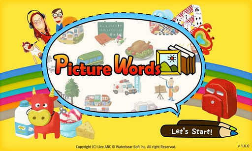 Picture Words HD 그림 영단어