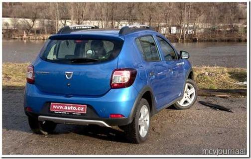 Dacia Sandero Stepway 2013 80