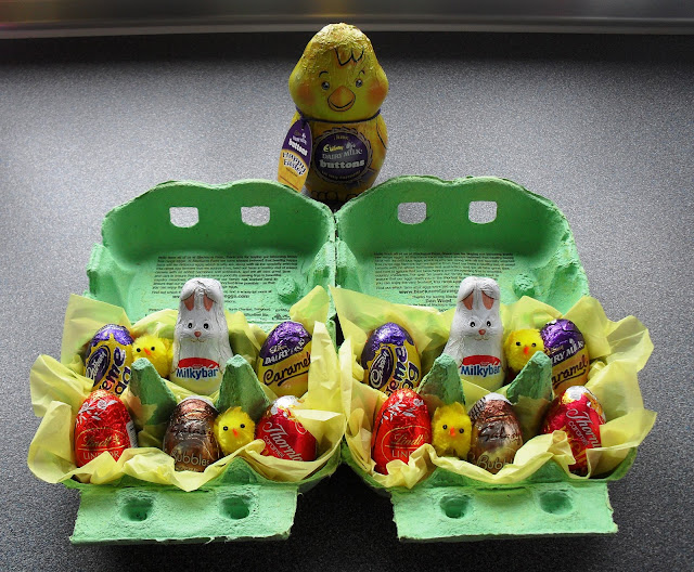 Easter egg presents