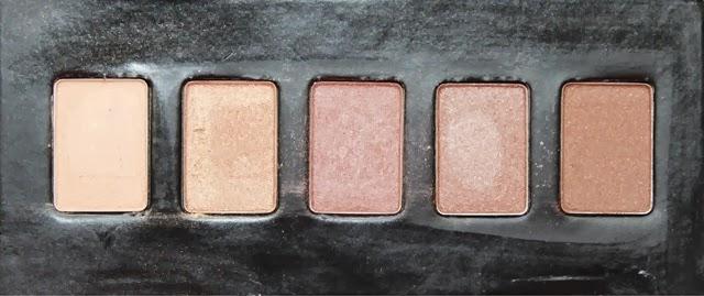 Julep Sweep Eyeshadow Palette Neutrals 2