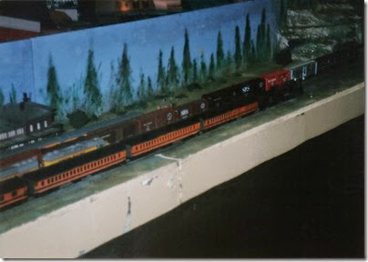 17 PNMR Layout at the Triangle Mall in November 1995