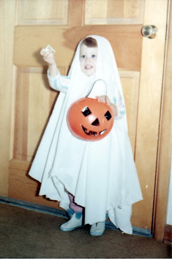 The Ghost of Cousin Janus, Halloween 1968