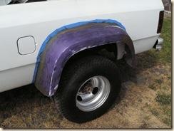 Driver's Side Fender