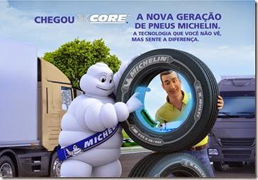 Visual campanha X CORE™