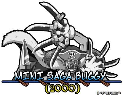 One Piece - Mini Saga Buggy