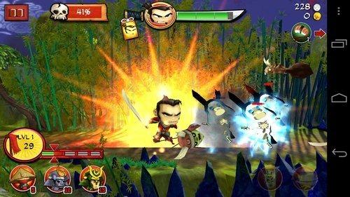 Samurai vs Zombies Defense-03