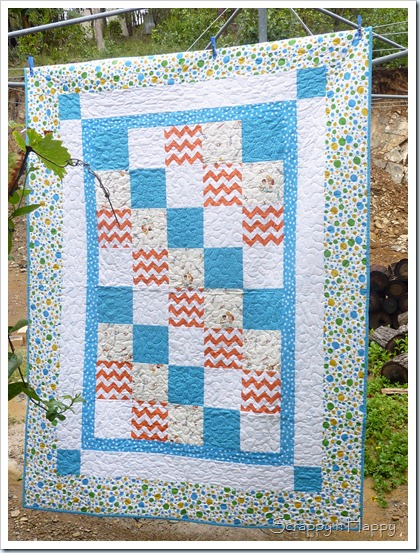 Donation quilt 1