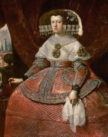 mariana-de-austria-de-velazquezMariana de Austria