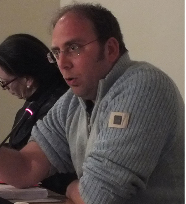 Ανουσάκης: Δεν χρειαζόμαστε εθνοσωτήρες από γειτονικούς νομούς