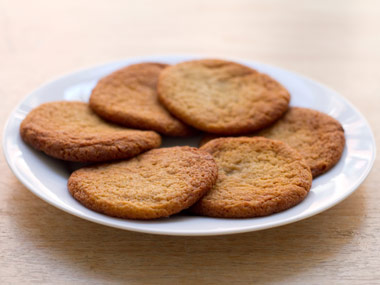 Ginger cookies pic