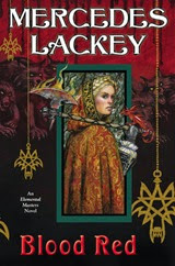 Blood Red - Mercedes Lackey