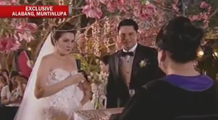 Carmina Villaroel-Zoren Legaspi wedding