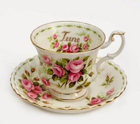 June teacup