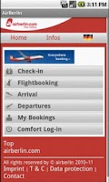 Screenshot of Ticket & Flight Airlines