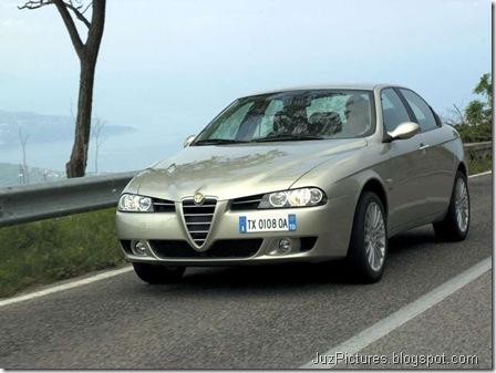 Alfa Romeo 156 2.4 JTD9