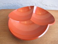 Helit Zeischegg 84043 bowl, orange