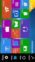Screenshot of Fake Windows 8