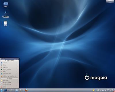 Mageia 3 Aplha 1