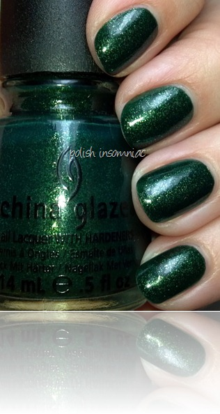 China Glaze Glittering Garland