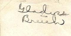 Gladys Breech DL Antiques back
