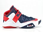 usabasketball lebrons zs6 whitenavy 01 USA Basketball