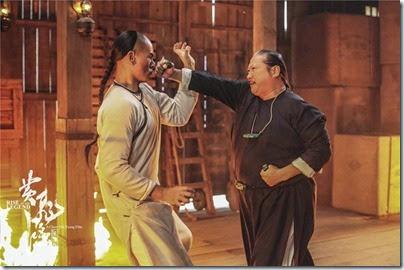 Eddie Peng in Rise of the Legend - 彭于晏 黃飛鴻之英雄有夢 32