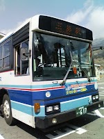 三島行きバス