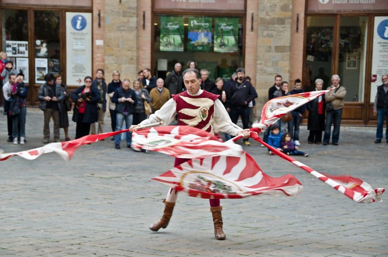 Festival at Volterra