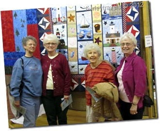 Nashville, Brown County, Indiana, 34th Annual Quilt Show..