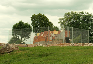 rekonstrukcja zamku Biskupow Pomezanskich