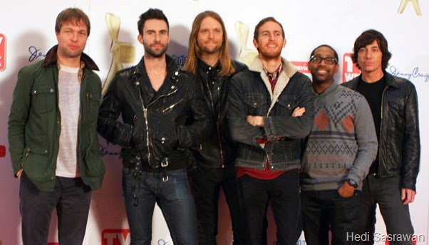 Makna Lagu Sugar (Maroon 5)