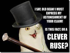 Clever Ruse -- Feel Like a Sir