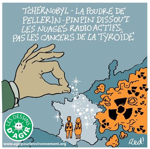 Tchornobyl Vu À La TÉLÉ