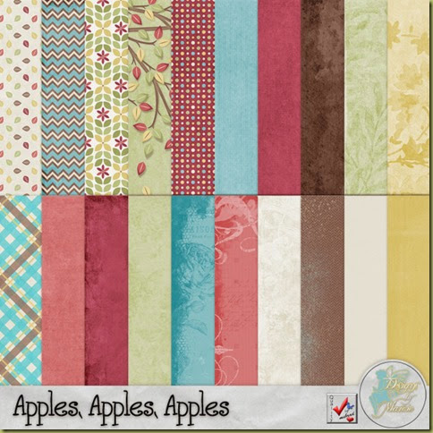 DesignsbyMarcie_Apples,Apples,Apples_kit2